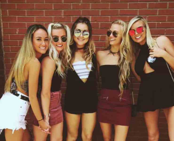 "Here are just a few of us lady gamecock's favorite outfits to strut our ""cockiness"" around in that go way beyond the tradition black dress and cowboy boots. Below you'll find 10 gameday outfits at the University of South Carolina!"
