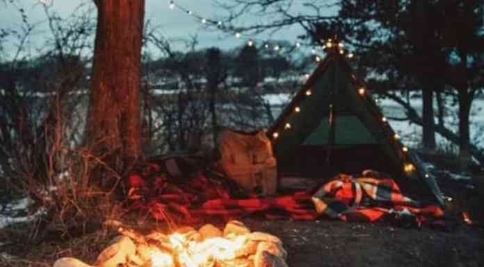 These are some camping essentials that you're definitely going to need on your next vacation within the great outdoors! Be prepared!