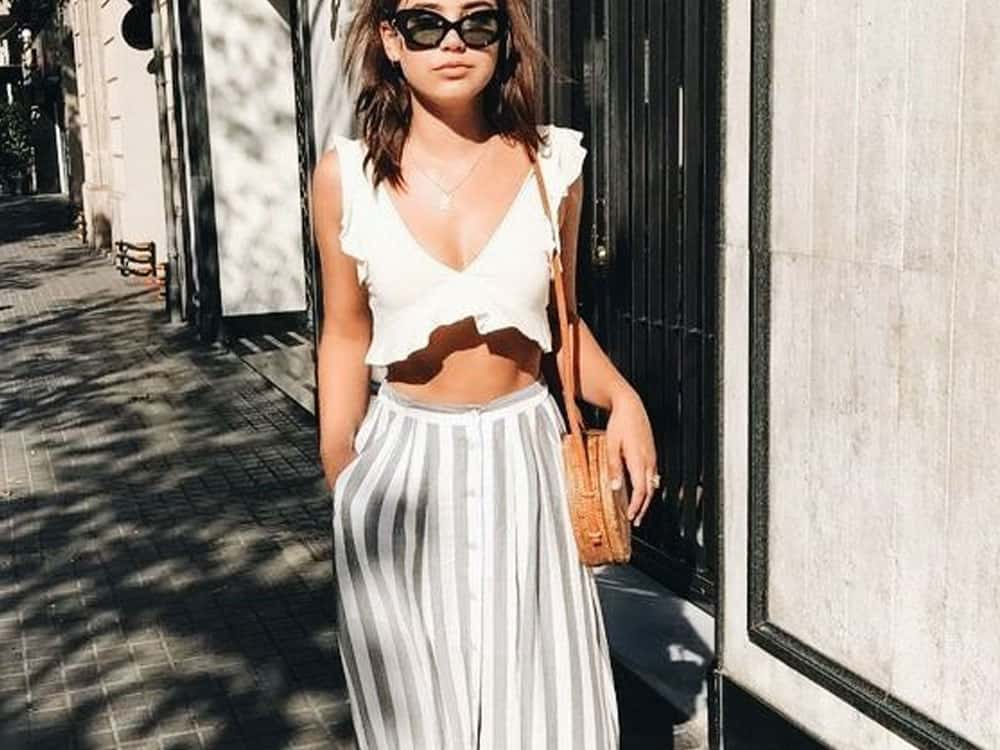 These cute summer outfit ideas are perfect for a hot day or a lunch date! These casual summer dresses and skirts are affordable, trendy and the cutest summer style!