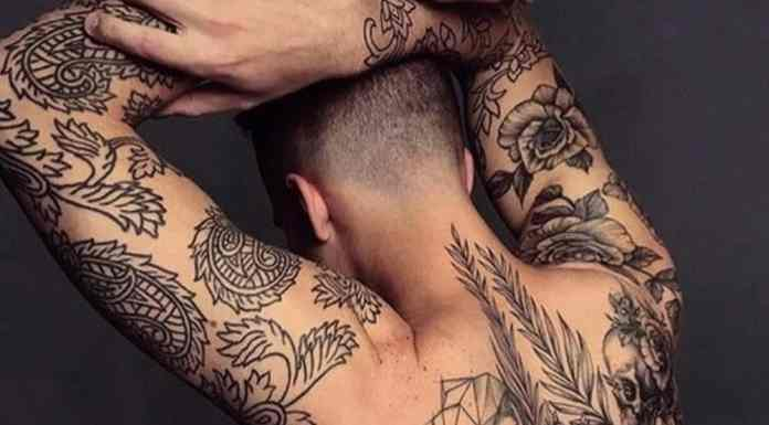 I've sifted through the hottest badass tattoos for men and the inspirations I narrowed it down to will not disappoint. From neck tattoos to full sleeves to finger ink and shoulder script, I have it covered.