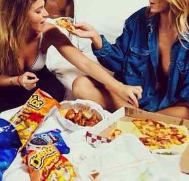 Here's How To Stop Over Eating And Giving Into Temptations
