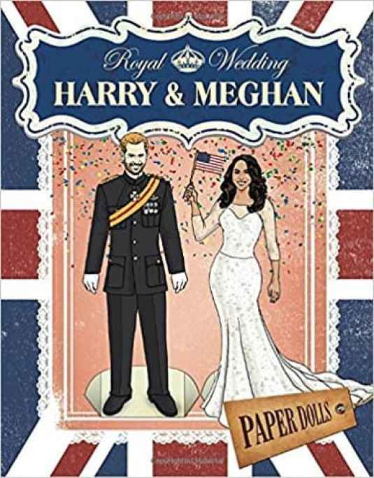 Take a look at these royal themed party decor items for your royal wedding viewing party!