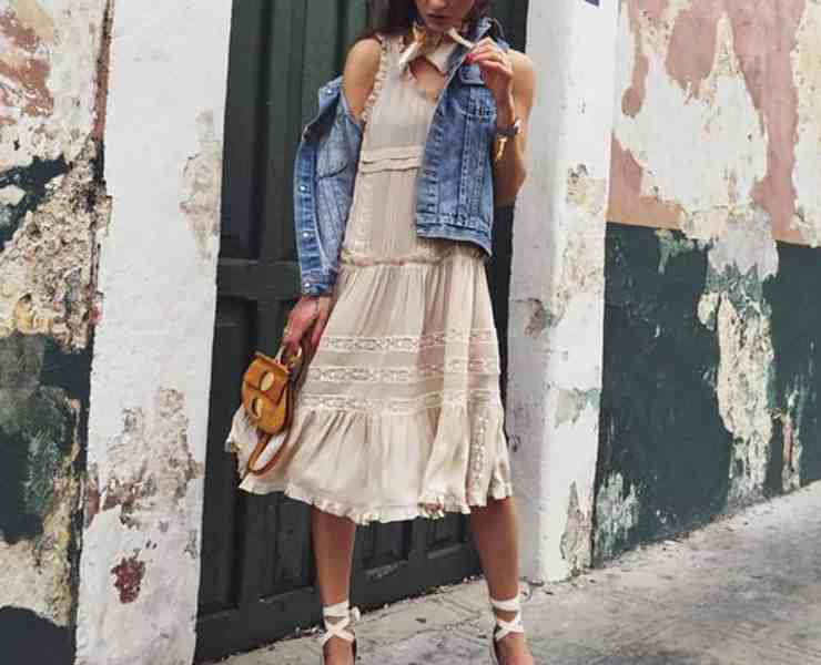 Looking for summer midi dresses? These are the best mid-length dresses that come in all sorts of styles like short and long sleeves, slits, bodycon, lace, bohemian, and more! You'll definitely want these long dresses for a summer day... or night!