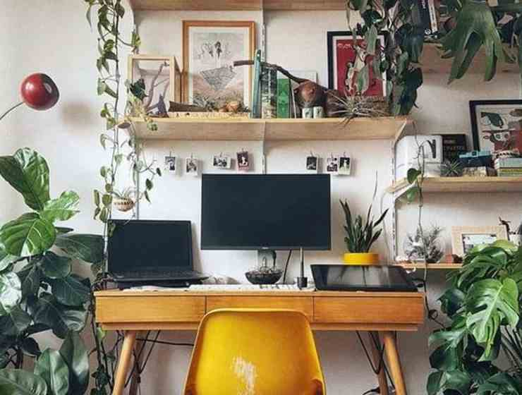 These cute desk decor ideas from Pinterest are great for creating a home office or work space. We love these chic decoration items for a cubicle too!
