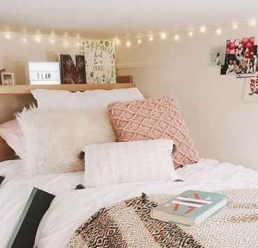 Are you heading back to campus this fall 2018? Check out our tips and tricks for decorating your dorm room on a budget to have the best space!