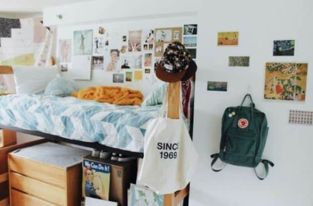 Dorm room shopping can be hard. Therefore, we've compiled a list of dorm shopping tips so you know to buy for college and what to leave at home!