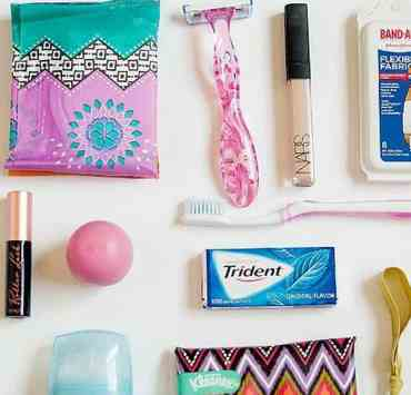 Check out these emergency kit list essentials you need for your purse on-the-go. There are so many items on this list that can save the day.