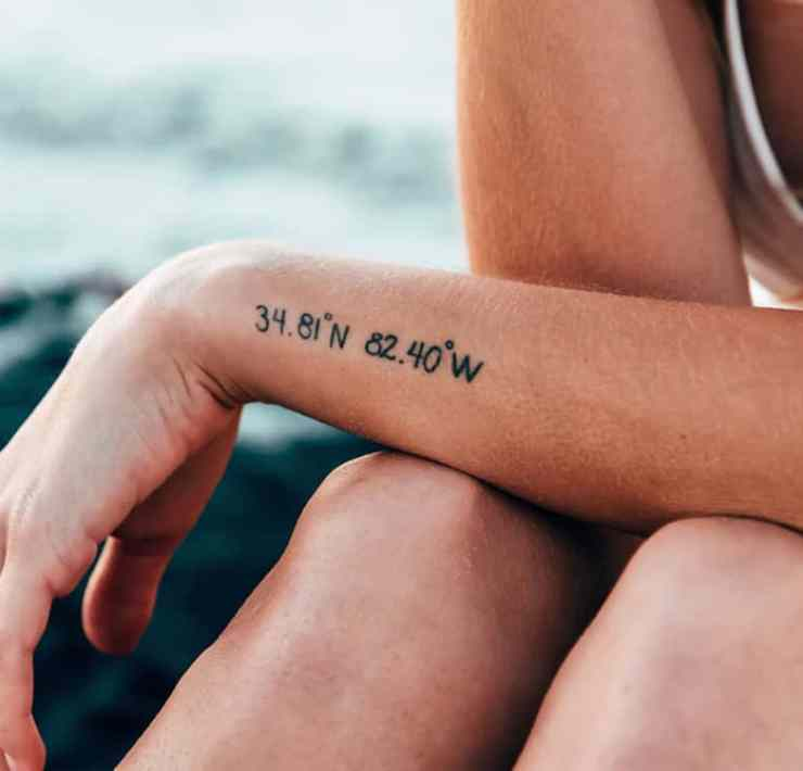 A few first tattoo tips before getting your tattoo appointment!