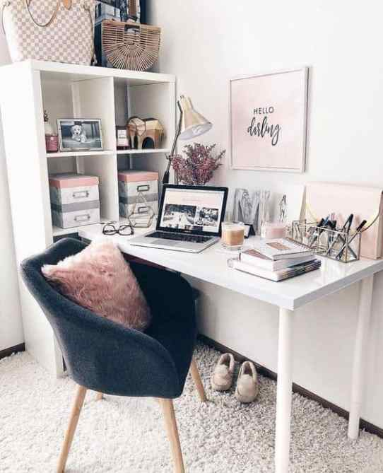 Home Desk Design Ideas: 10 Cute Desk Decor Ideas For The Ultimate Work Space