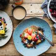 It's the most important meal of the day, but it can take a big bite of time in the morning. Here are some simple breakfast ideas that won't take hours.