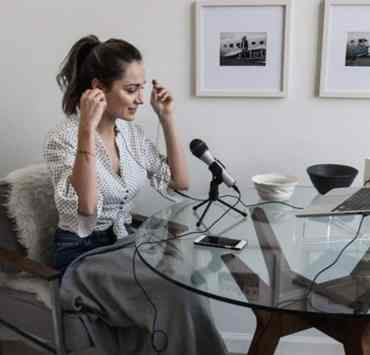 These top fashion podcasts are fun and informative! From Damsel In Dior to Dressed to Hashtags + Stilettos, we have gathered the best.