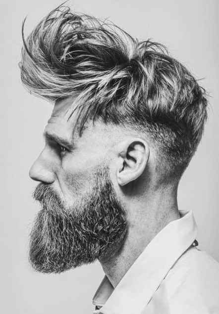 Check out these hot men's haircuts!