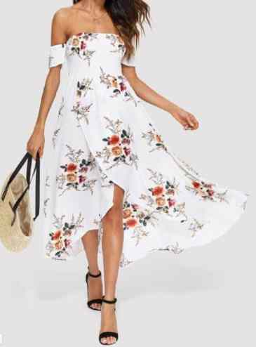 15 Wrap Dresses Perfect For A Summer Wedding