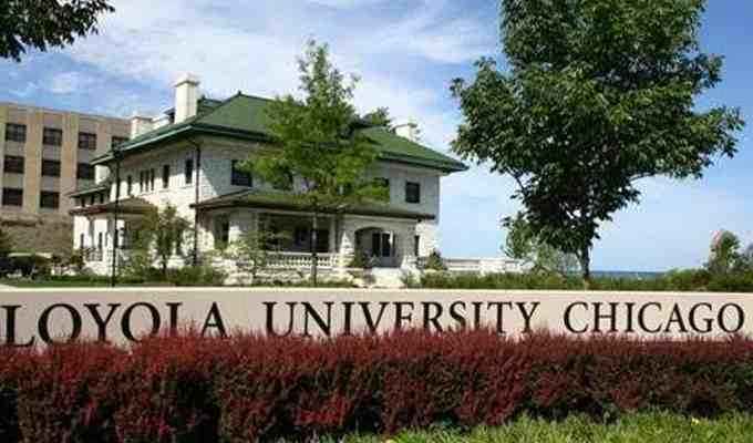 Sometimes the stress just gets to you and you need to have a good cry. If you're a student at Loyola University Chicago, then these are the places for you!