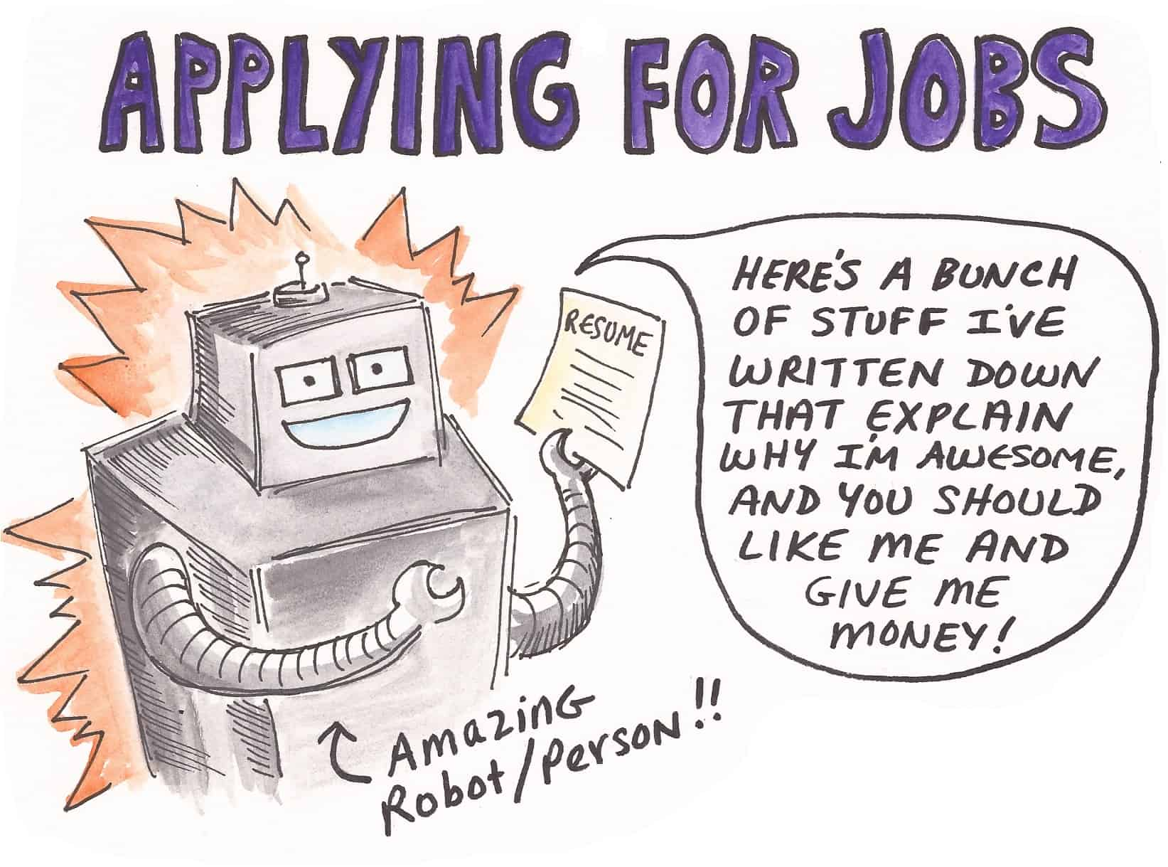 10 ways to make your job application stand out