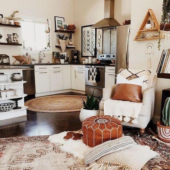 Take A Peak At These Beautiful Bohemian Home Decor Looks