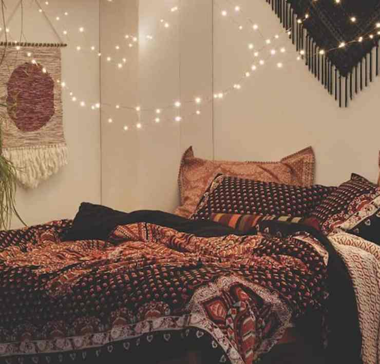 15 Cutest Boho Dorm Rooms On Pinterest You Need To Copy ...