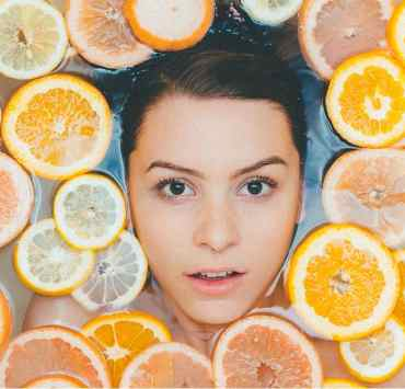 A skin care routine is vital for making your face glow. If you don't have one (or you don't even know what skin type you have!) here is how to get started!