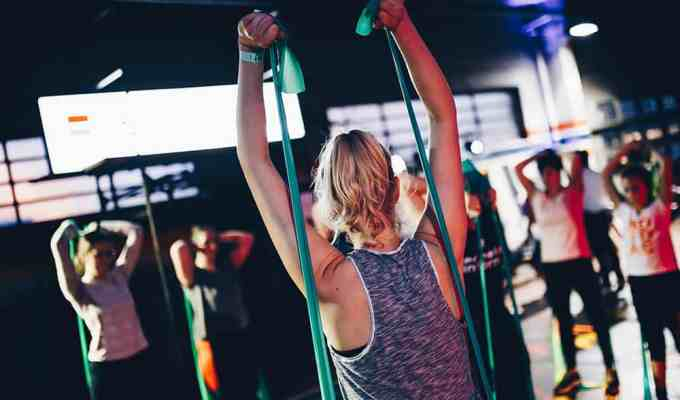 It's a little too easy not to work out. Instead, try these different types of workout classes to get your sweat on in a fun setting!