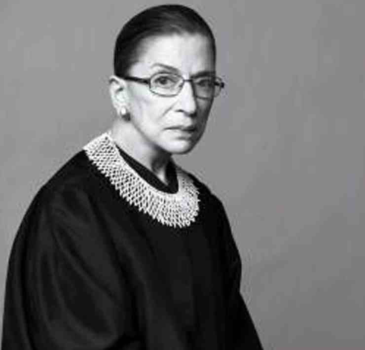 "Everything You Need to Know About Ruth Bader Ginsburg Before Seeing ""On The Basis Of Sex"""