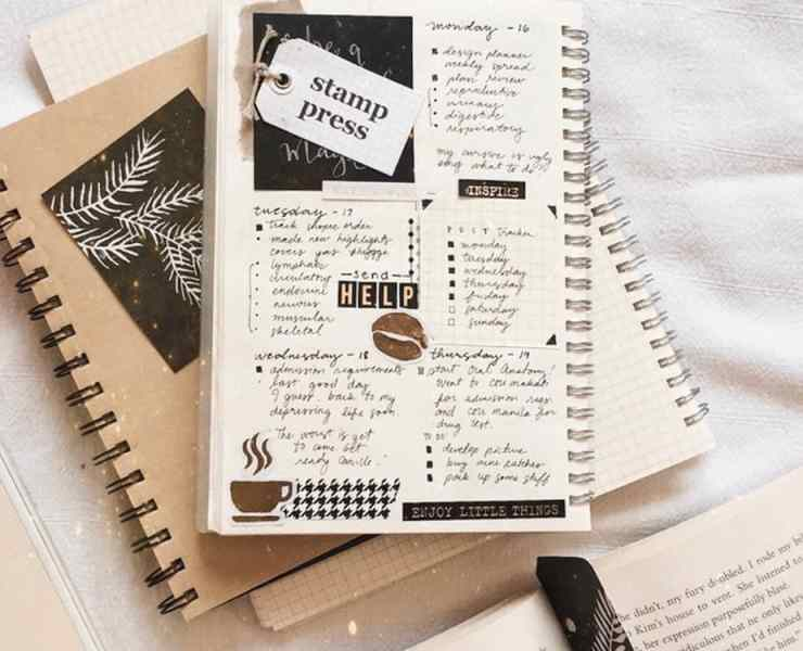 Take a look at this guide to bullet journaling and what it takes to truly do it successfully so you are organized and proficient.