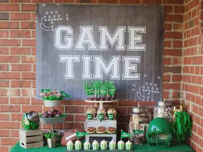 15 Football Decorating Ideas For Your Football Party