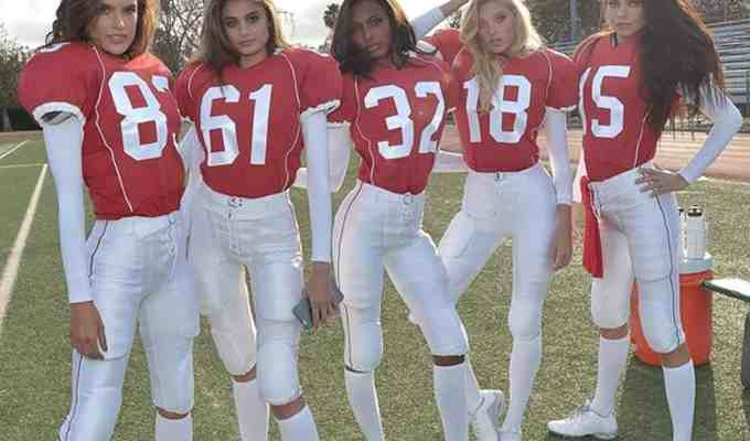 From one girl who likes football to another, we understand the struggle of being the girl that's into sports. Here's some things football girls can understand.