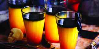 Having Halloween cocktails can make your next costume party way spookier! These are some of the tastiest drinks you can find!