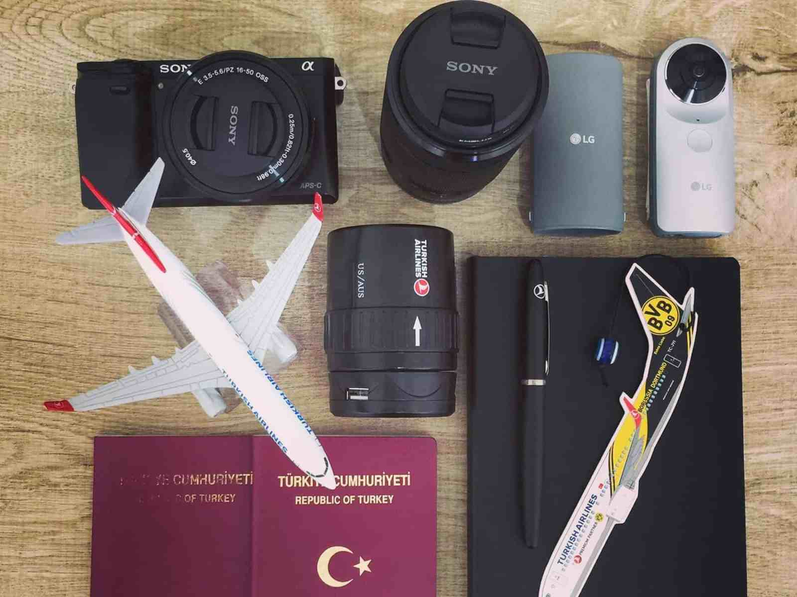 It's important to be prepared for travel! These travel gadgets will make your journey way simplier and help you with all of your needs!