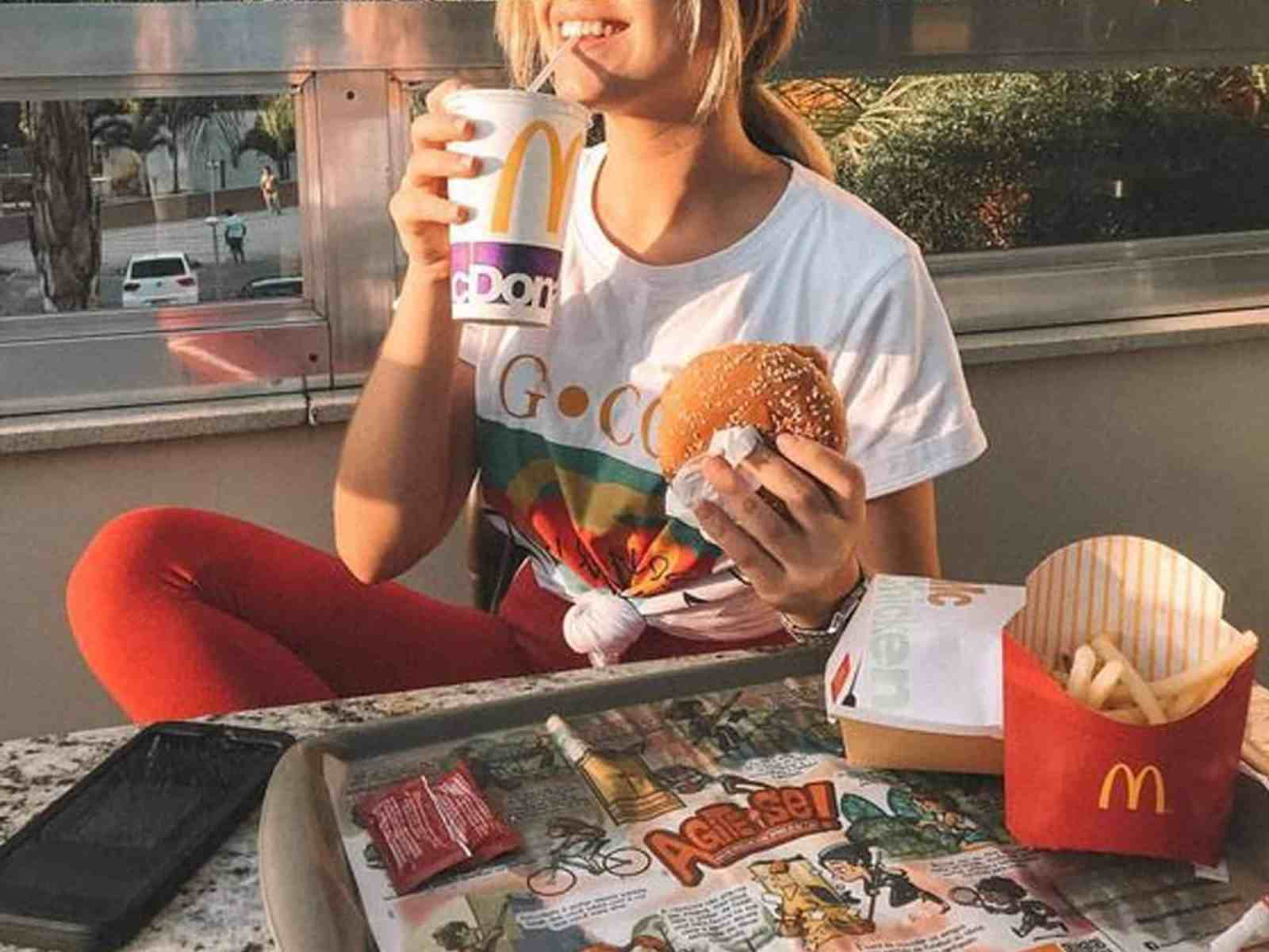 Here's a list of McDonald's least healthy foods based on calories and calories only. Save yourself a hefty lunch with this informative list!