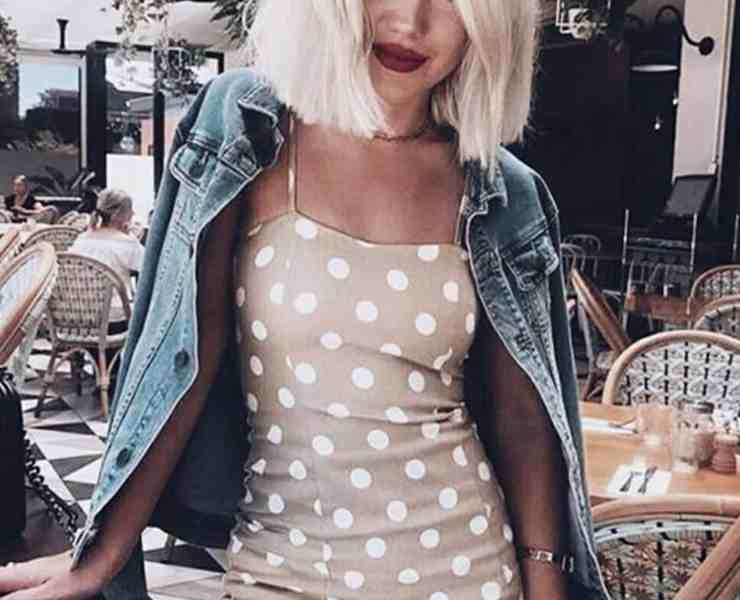 Outfits with polka dots were absolutely everything and more this past summer, and still can be this fall! Get your polka dot outfit inspo here!