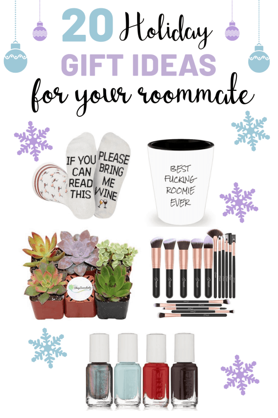 21 Cute And Clever Roommate Gift Ideas Society19