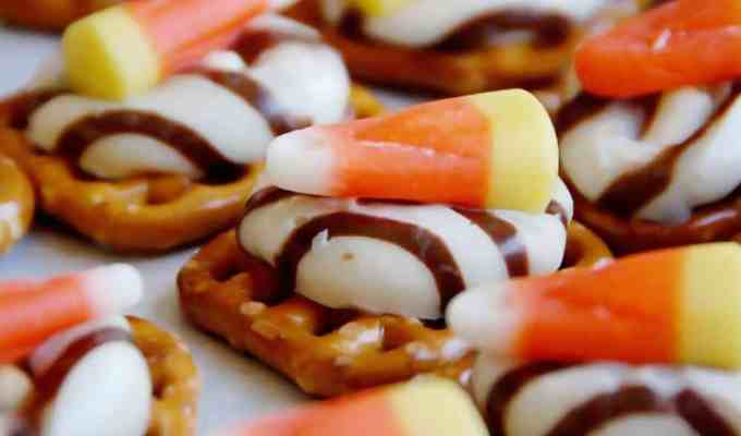 These Halloween snacks are adorable and perfect for your next costume party! Here is a list of all the best recipes around!