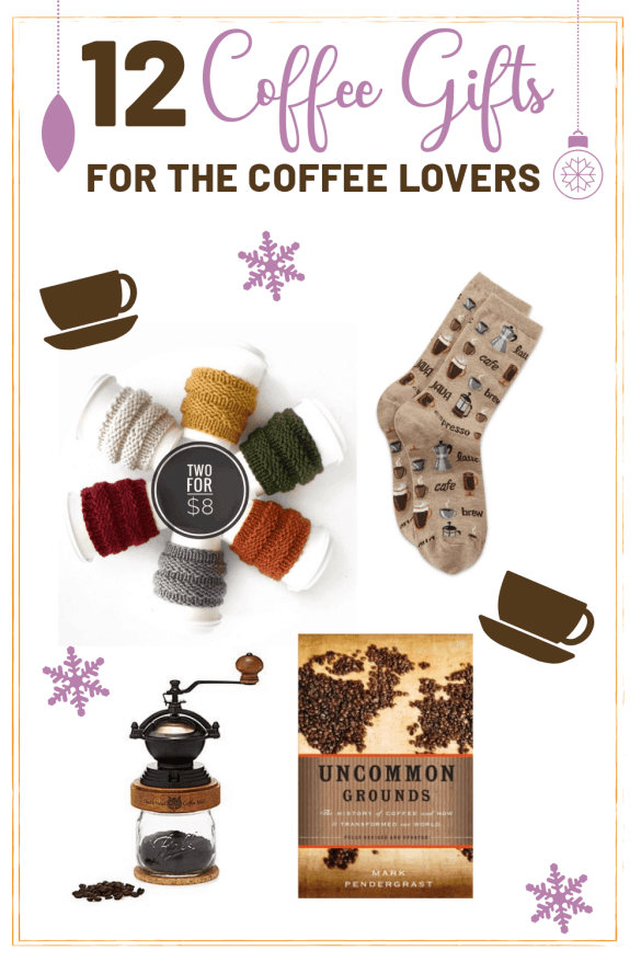 20 Coffee Gifts For The Coffee Lover In Your Life