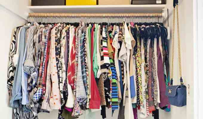 Your dorm closet is going to need some serious organizing this semester. Here are all the tips you need to keep it clean!