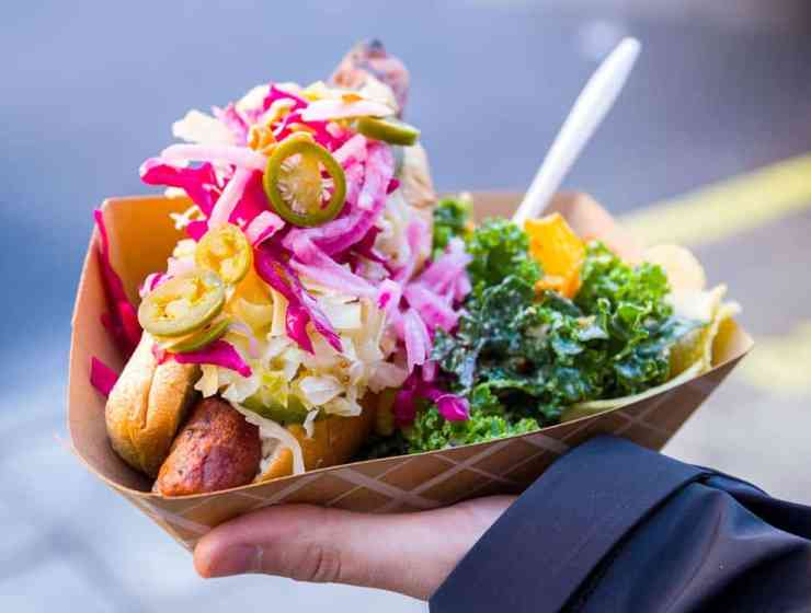New York City is filled with so many different places to eat that it can be hard to know where to start! Here are some of our favorites!