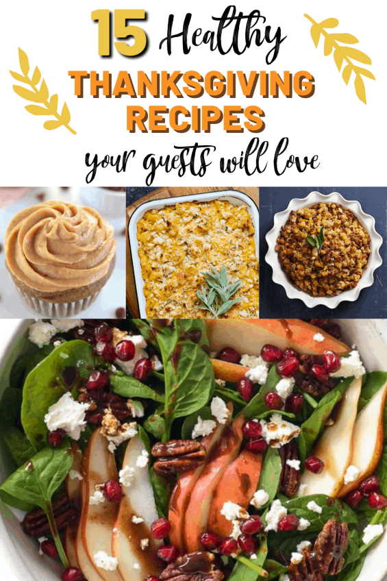 Healthy Thanksgiving Recipes Your Guests Will Love