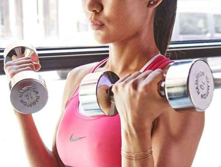 Lifting weights should be an essential part of every person's workout routine. We've put together a list of reasons why you should try it!