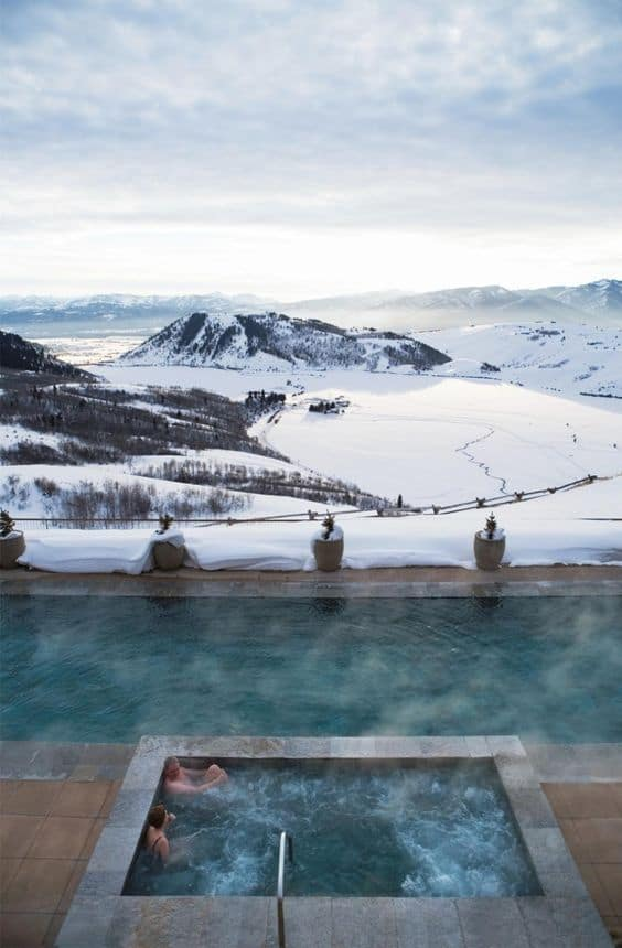 10 Winter Weekend Getaway Ideas 2019