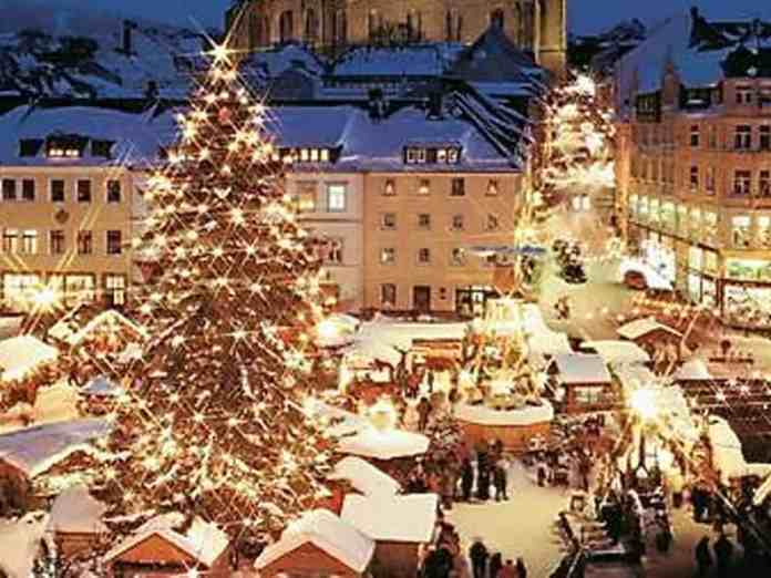 These destinations for Christmas in Europe are great for travel and holiday lovers. These destinations are a totally new scene for the holidays!
