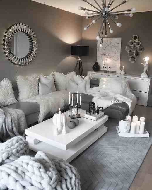 28 Cozy Living Room Decor Ideas To Copy - Society19