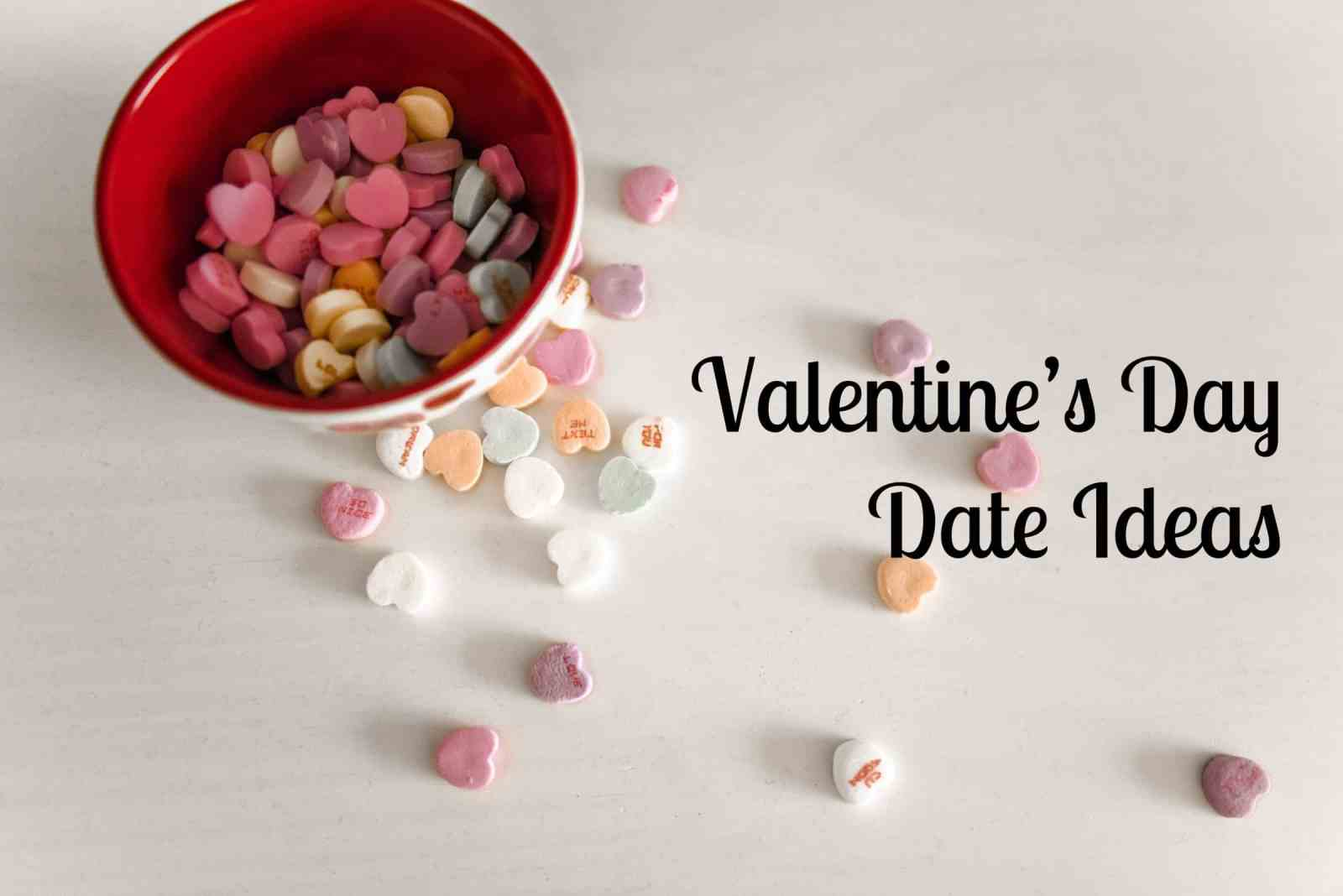 These Valentine's Day Date Ideas will ensure that your date night with your partner is spent the right way, a.k.a - with food, wine, chocolate, and more!