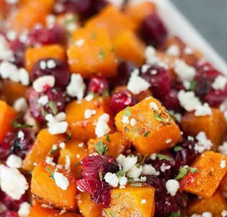 These Christmas side dishes are the perfect thing to eat this holiday season! The ideas range from butternut squash to honey roasted carrots and more!