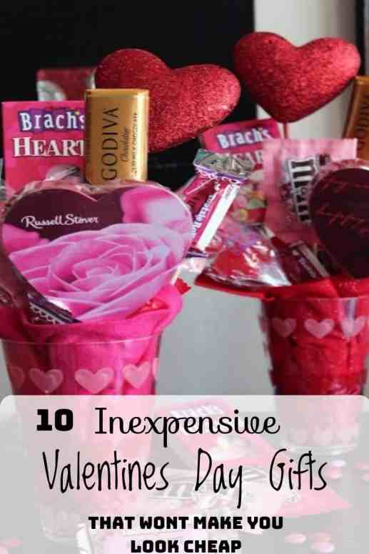 10 Inexpensive Valentine's Day Gifts That Won't Make You Seem Cheap
