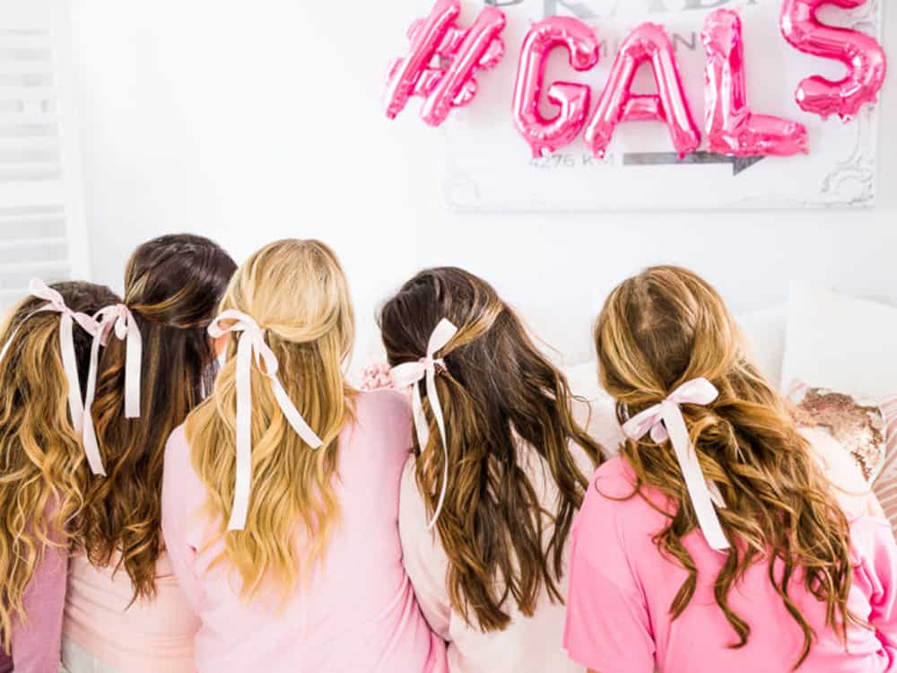 Don't let this year pass without throwing an epic Galentine's Party for you and your girls. Follow these 8 easy steps to throw the best party!