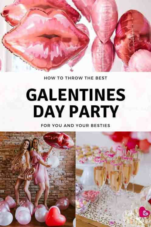 How To Throw The Best Galentine S Party For You And Your Besties Society19