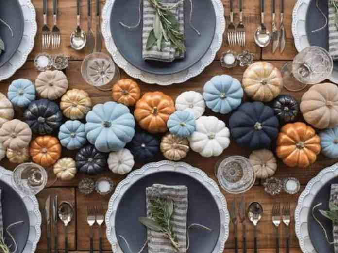 These Thanksgiving decor ideas are great for the approaching holiday to get you in the spirit. Check out these decor ideas for this thanksgiving!