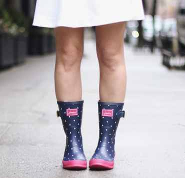 Cute rain boots can make any gloomy day sunny again! So brave the storm with these 10 cute rain boots to get for this spring.