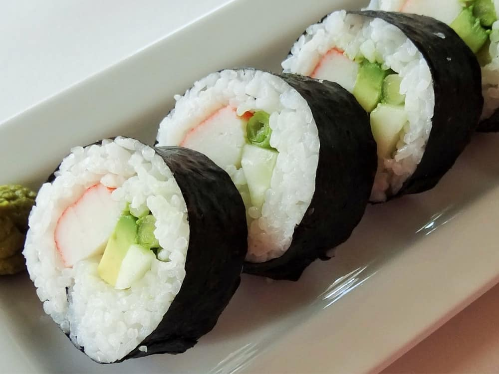 Are you obsessed with sushi but want to learn how you can DIY? Well, believe it or not, sushi isn't too hard to make.