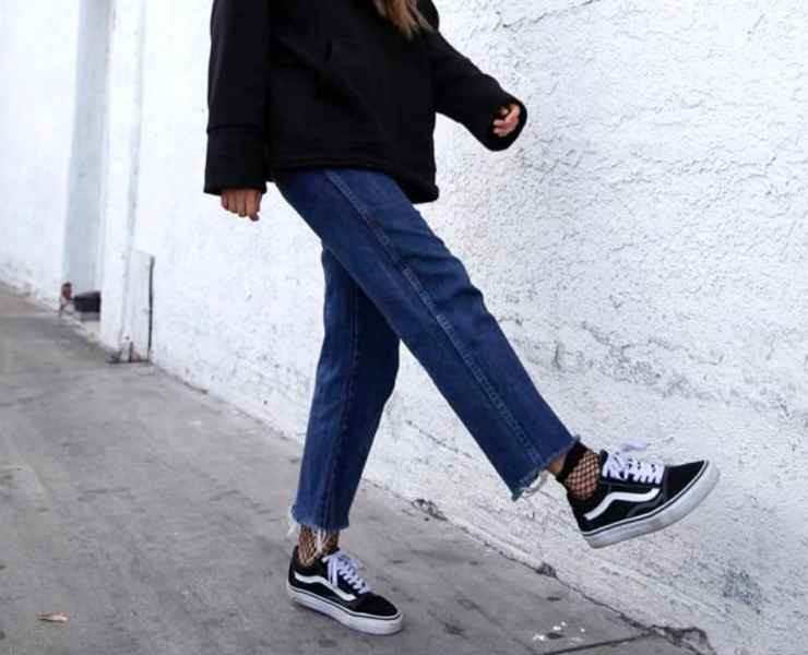 Find your true edge by creating outfits paired with Vans sneakers to show off your true style, here are 10 Edgy Outfits That Will Look Great With Your Pair Of Vans.